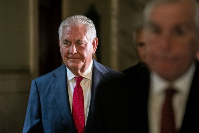 Tillerson rejects NY claim that Exxon's climate plan was fake - oil and gas 360