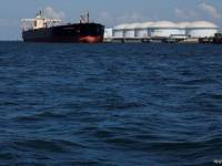 Marine fuel floating storage builds in Asia ahead of new shipping rules
