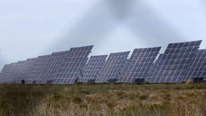 Oxy starts first solar farm to power oil production - oil and gas 360