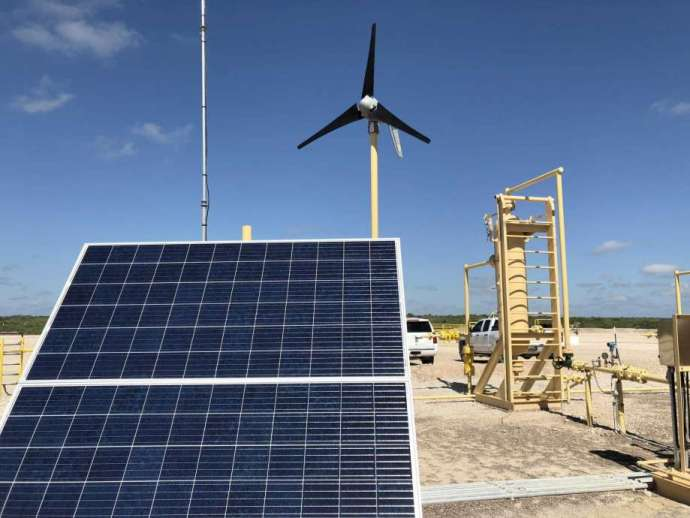 Renewables get a boost from lower cost batteries- oil and gas 360