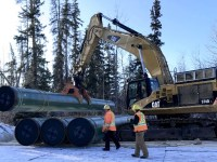 KKR to Acquire Significant Stake in Canada's Coastal GasLink Pipeline Project