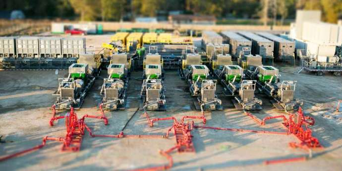 Houston area company lands two-year 'electric fracking' deal- oil and gas 360