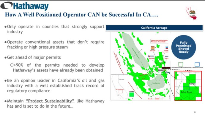 Hathaway LLC Investment Opportunity Slide 5