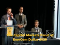 EnerCom Dallas – Capital Markets Panel – CAC Specialty and Tailwater Capitol