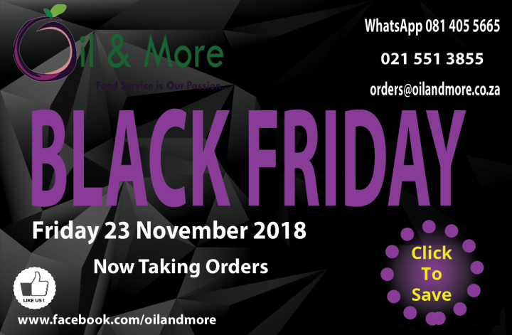 Black friday 23 november 2018 click to Save