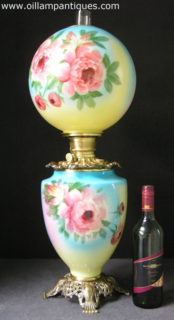 Most Expensive Antique Oil Lamps