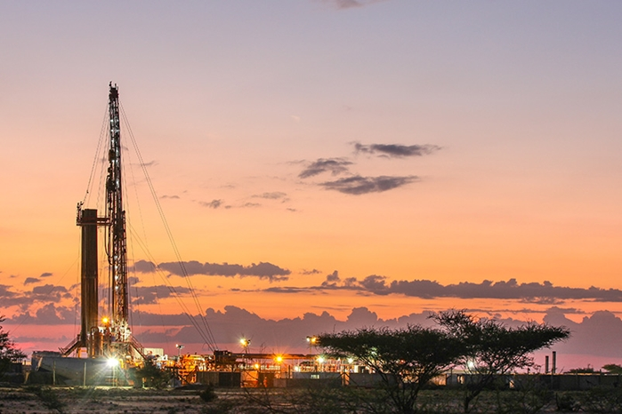 Tullow Oil Announces Oil Discovery at Kenya's Emekuya well