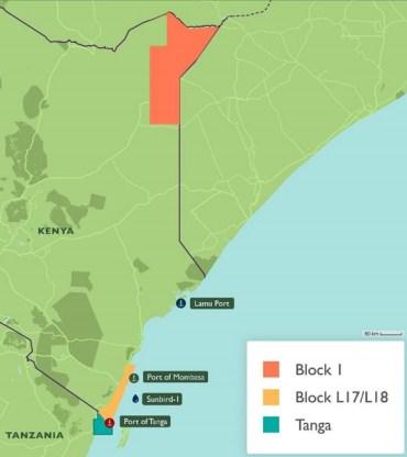 Octant Energy Plans 4 wells, 2D Seismic in Kenya's Mandera and Lamu Basin Blocks