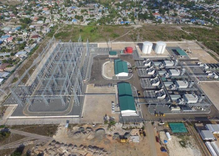Gas Delivery Begin at Kinyerezi 2 Gas Fired Power Plant in Tanzania