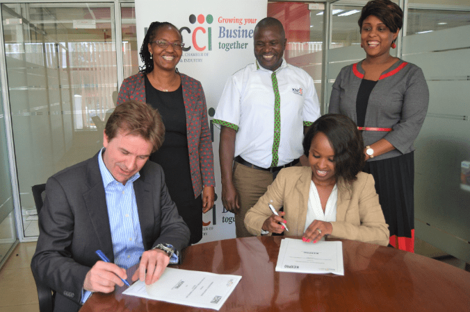 Kenya Chamber of Commerce & Industry, K-Expro sign MoU to Develop SMEs in Oil and Gas