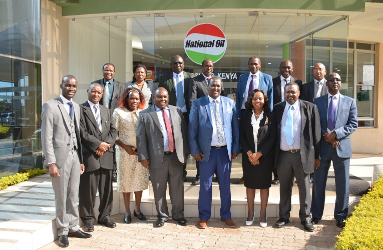 National Oil Corporation of Kenya Holds Board of Director's inauguration meeting