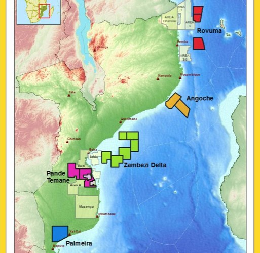 Mozambique Approves PSCs Awarded During the 5th Competitive Bidding Round