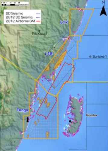 Octant Energy to Drill in Block L17/18 by Q2 2019
