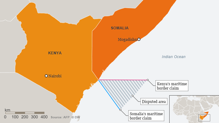 Kenya – Somalia Clash Over Alleged Somalia Licensing Round in London
