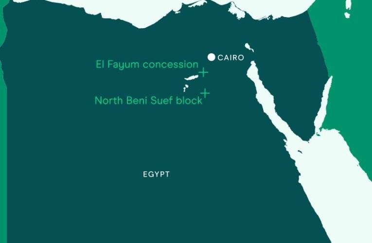 Pharos Energy Receives Concession Agreement Amendment El Fayum area, Western Deser