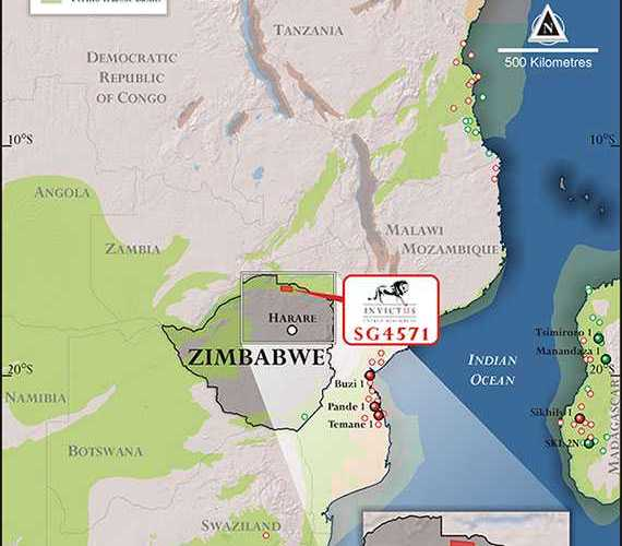 ZIMBABWE: Invictus Energy Provides Quarterly Activities Report