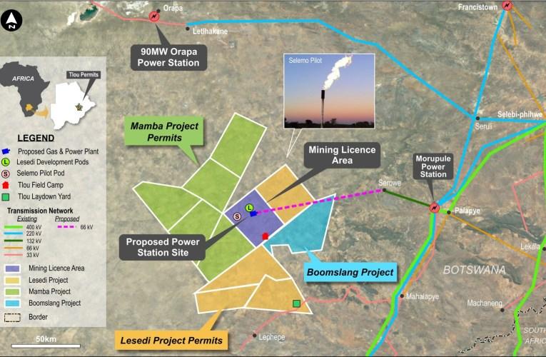 BOTSWANA: Tlou Energy Signs Power Purchase Agreement