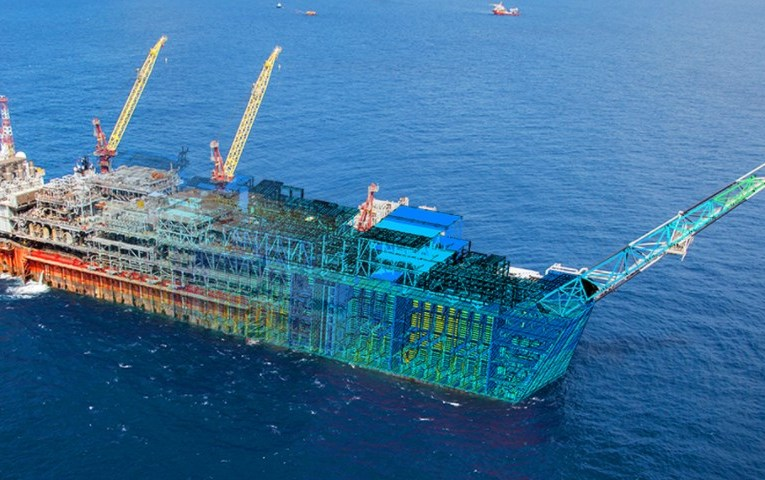 NIGERIA: Akselos Deploys Digital Twin of Shell's Bonga FPSO