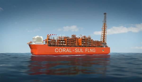 MOZAMBIQUE: UTEC wins survey work for the Coral-Sul FLNG project