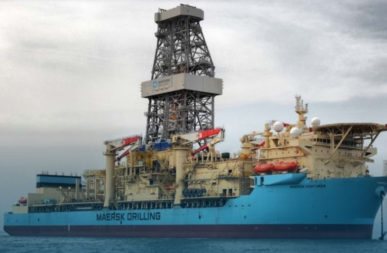 GHANA: Tullow Oil Awards Maersk Drilling Campaign at the TEN and Jubilee fields