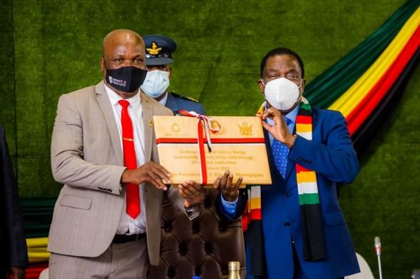 ZIMBABWE: Invictus Signs Petroleum Exploration Development & Production Agreement