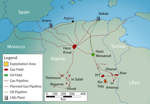 ALGERIA: Sonatrach Seizes Sunny Hill Energy Gas Asset Over US$1 Billion Claim.