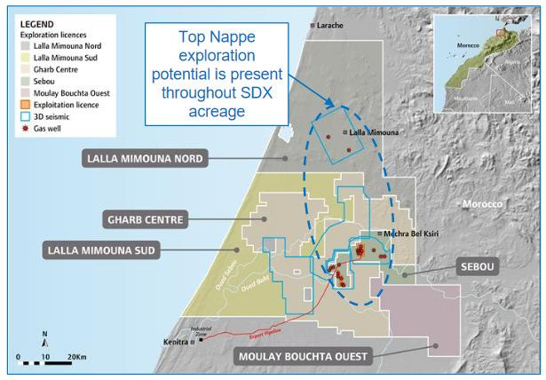 MOROCCO: SDX Energy Commencement Of Drilling Operations