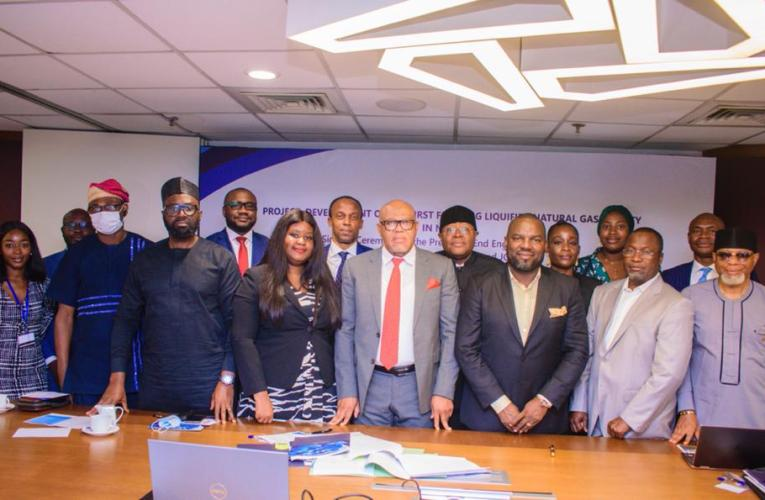 UTM Offshore Signs Pre-FEED Contract for Nigeria's First Floating LNG Project