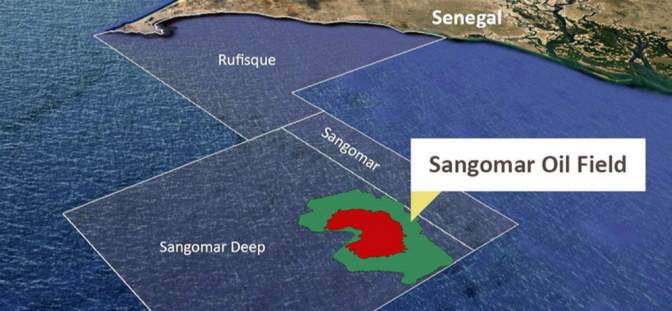 SENEGAL: FAR completes sale of RSSD project to Woodside