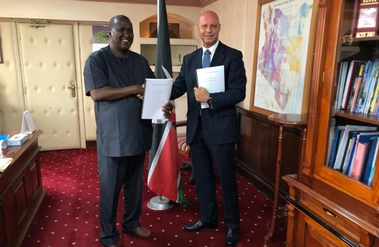 Eni, Kenya Sign MoU to promote Decarbonization by Strengthening Cooperation in the Sustainable Bio-fuel Value Chain
