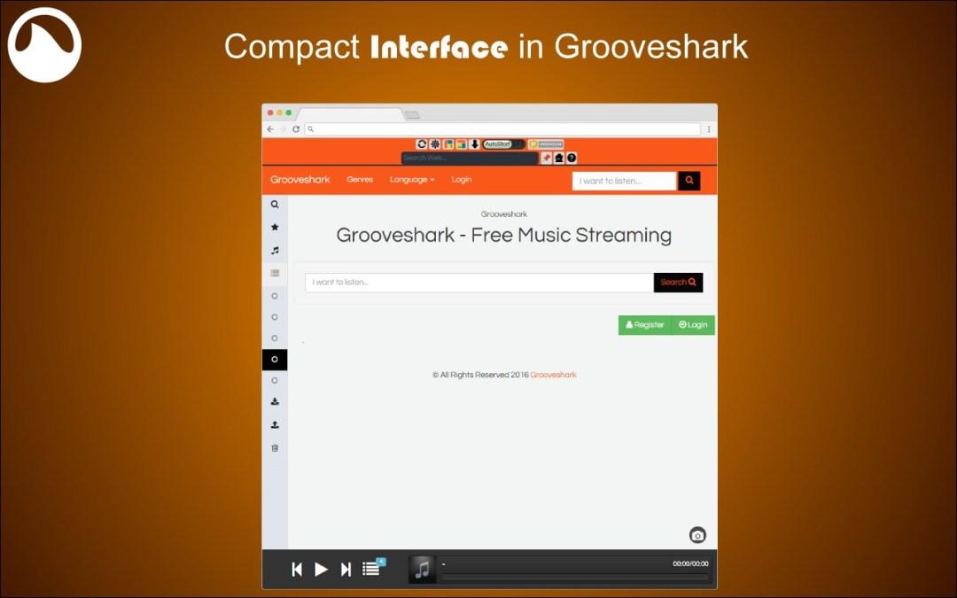 grooveshark 3 1280x800