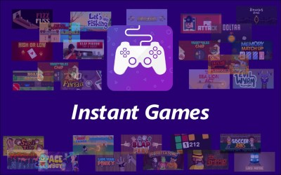 New Extension: Instant Games 🏆🎮