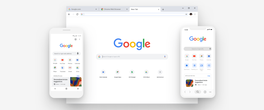 Google Chrome 69 brings the new Chrome Web Store 💎😍😱