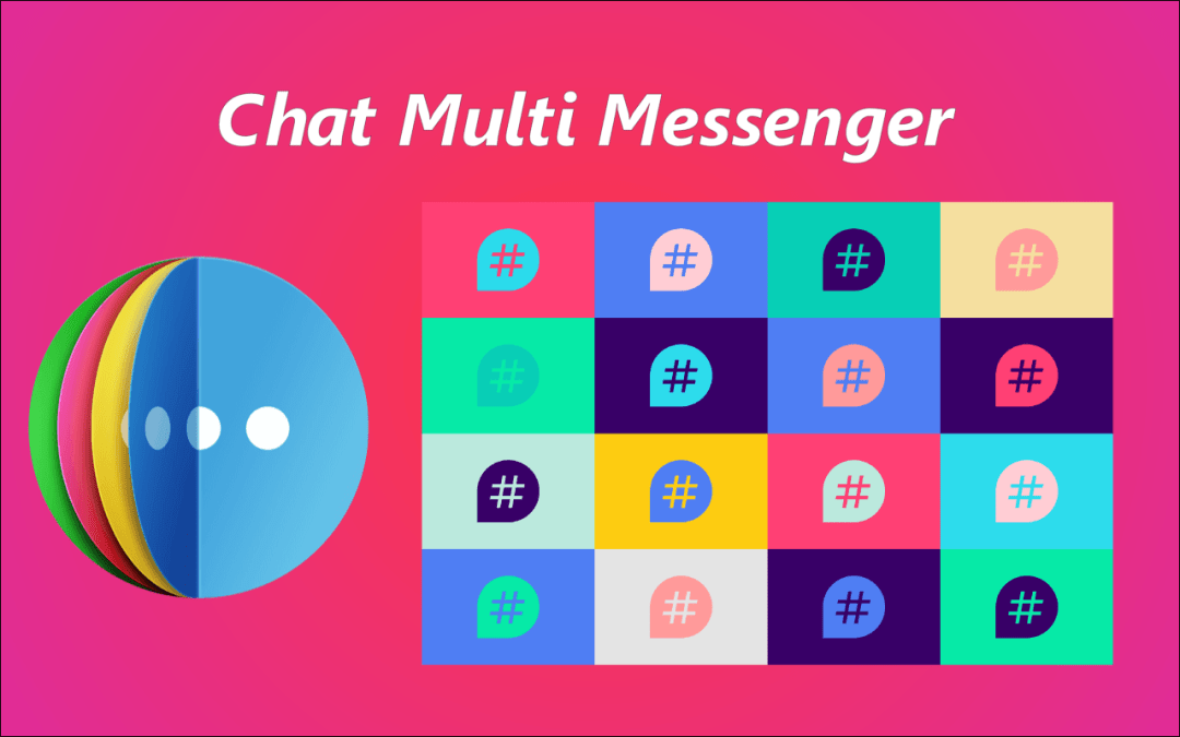 New App 💣Chat Multi Messenger 😍😱