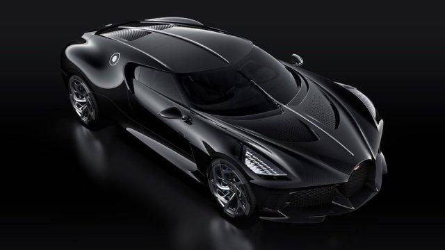 Bugatti lanza auto más caro historia
