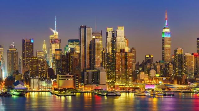 Las 10 ciudades con más billonarios