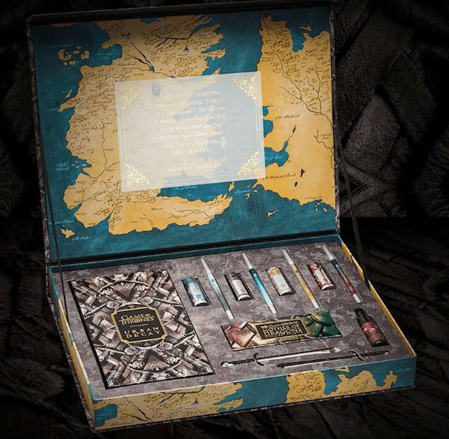Urban Decay edición especial Game of Thrones