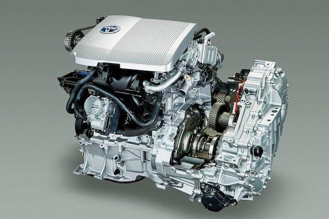 híbrido Toyota