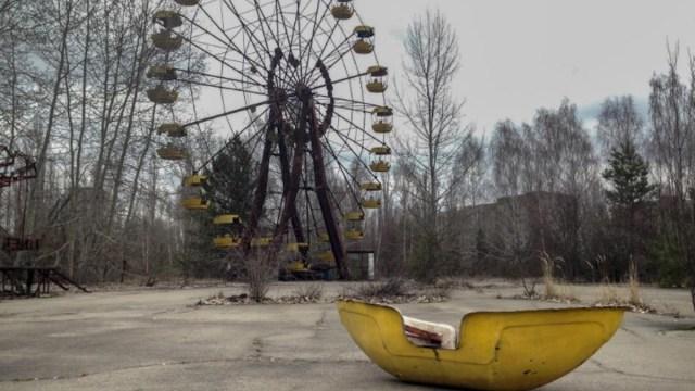 Chernobyl rueda