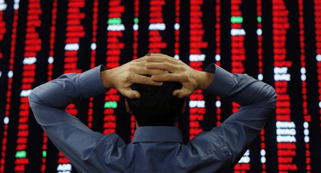 Pánico Bolsa de valores