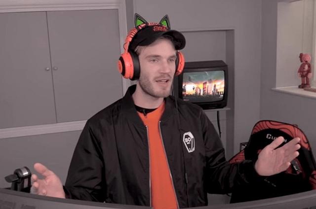 PewDiePie Gamer