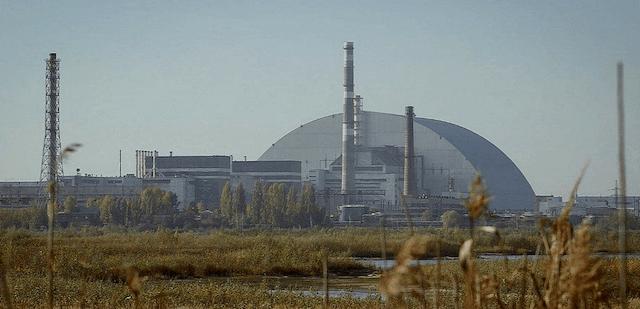 Planta nuclear chernobyl
