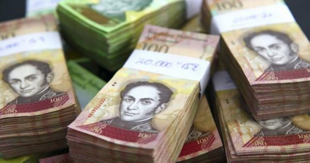 Venezuela dinero