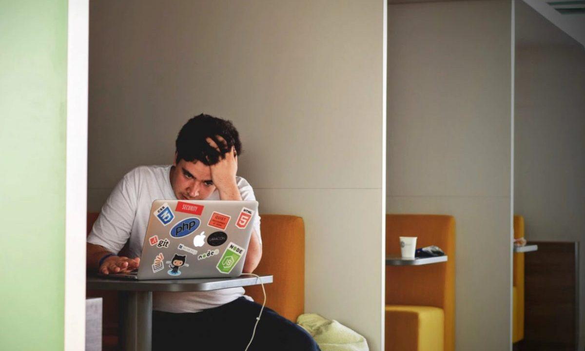 estres en el trabajo, home office, Video llamadas