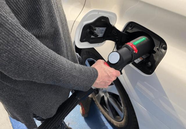 hidrógeno combustible