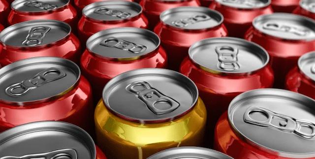 latas refresco