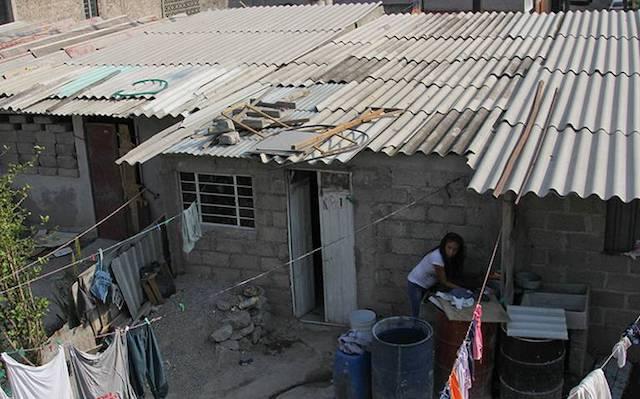 pobreza urbana