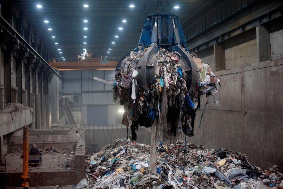 suecia importa basura industria reciclaje