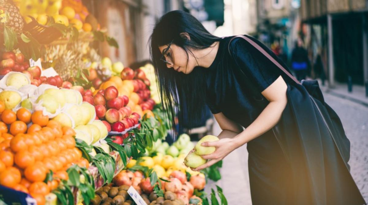Alimentos orgánicos en México