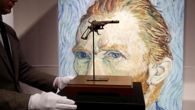 Arma suicida de Van Gogh